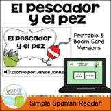El pescador y el pez ~ Spanish Fisherman & the Fish Fable Reader ~Simplified