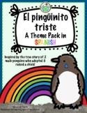El pingüinito triste Family Theme Pack in Spanish