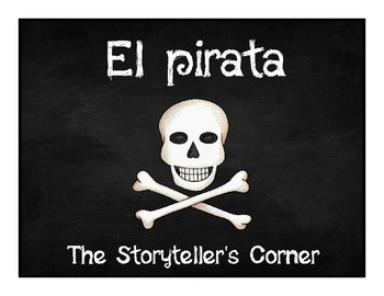Spanish Geography Story - El pirata