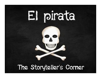 Spanish Geography Story - El pirata
