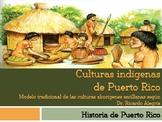 El poblamiento antillano y fases culturales pre-taínas