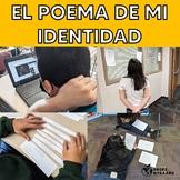 El poema de mi identidad - identity poem instructions & rubric