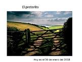 El preterito (past tense) Spa 2