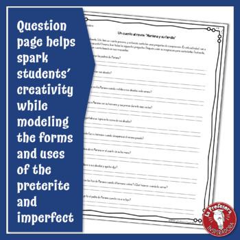 El pretérito y el imperfecto: Un cuento al revés #4