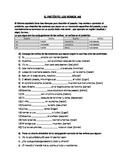 El pretérito - Regular -AR and -car, -gar, -zar verbs & quiz