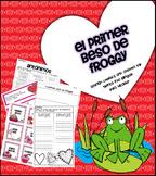 El primer beso de Froggy + Antonimos + Prefijos y Sufijos