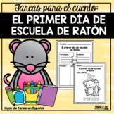 El primer día de escuela de Ratón - Spanish Book Companion