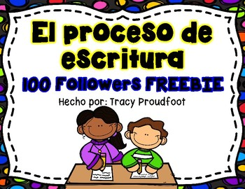 100 Followers FREEBIE-El proceso de escritura