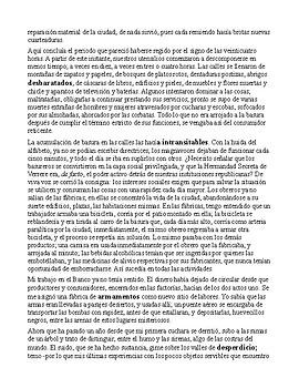 El que inventó la pólvora por Carlos Fuentes