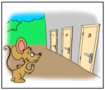 El ratón curioso Pinzas / Clothespin Activity - Comprehens