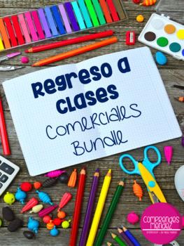 El regreso a clases (9 comerciales en español)