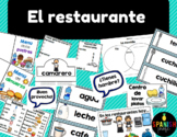El restaurante La comida (Spanish restaurant unit)