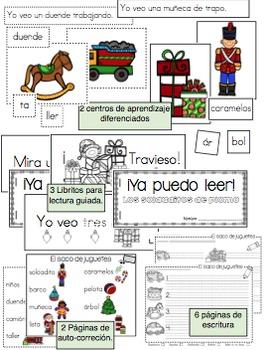 El saco de juguetes: actividades de lectura para los más pequeños
