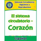 Sistemas Circulatorio, Digestivo y Reproductivo: Corazón Gr. 5-8