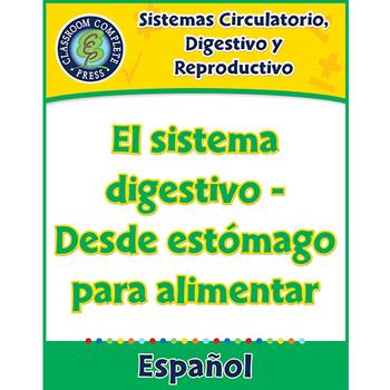 Sistemas Circulatorio,Digestivo y Reproductivo:Desde estómago para alimentar 5-8