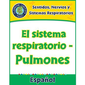 Sentidos, Nervios y Sistemas Respiratorios: Pulmones Gr. 5-8