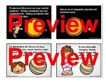 El sistema solar - Spanish Classroom Library Story