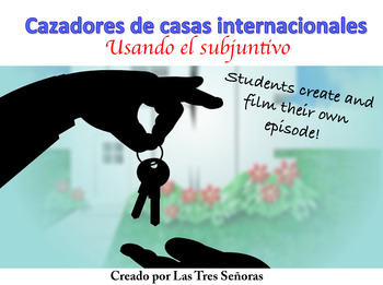 El subjuntivo: Spanish Project for Using the Subjunctive
