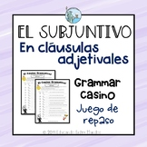 El subjuntivo adjective clauses