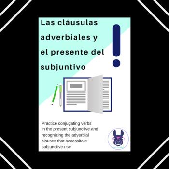 El subjuntivo con cláusulas adverbiales-Subjunctive w/ adverbial clauses-Spanish