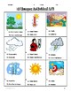 El tiempo y las estaciones verano y otoño ESPANOL