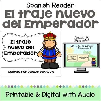El traje nuevo del Emperador ~ Simplified Spanish Emperor's New Clothes Reader