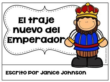 El traje nuevo del Emperador ~ The Emperor's New Clothes {Bilingual}