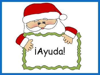 El trineo de Santa