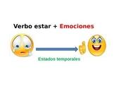 El verbo Estar