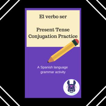 El verbo ser - Práctica - Español