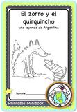 El zorro y el quirquincho A folktale in Spanish from Argentina