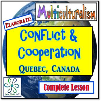 quebec conflict with canada