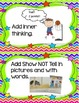 Elaboration Anchor Chart Cards
