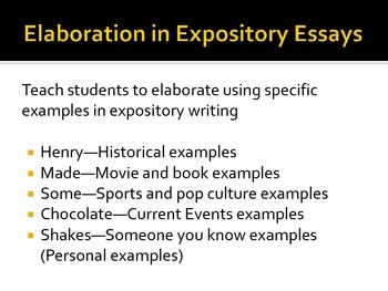 examples in expository essays overcoming challenges elaboration examples in expository essays overcoming challenges