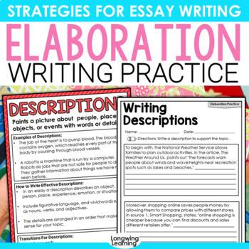 Elaboration Posters