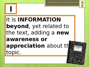 Elaboration Powerpoint