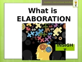 Elaboration Powerpoint