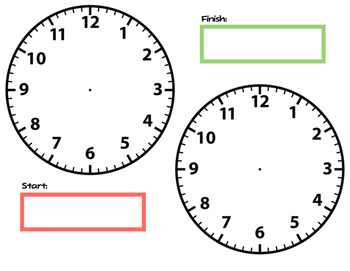 Elapsed Time - 2 Clocks