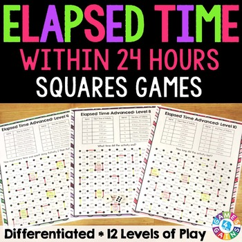 Elapsed Time Within 24 Hours: Elapsed Time Games (Multi-Level)
