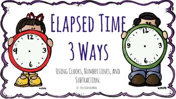 Elapsed Time 3 Ways