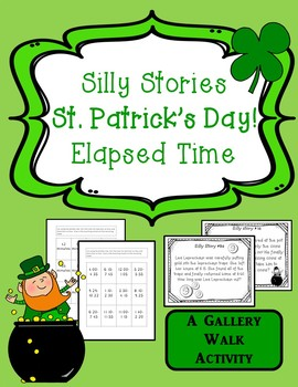 Elapsed Time St. Patrick's Day