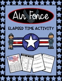 Elapsed Time Air Force PBL Math Task