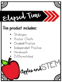 Elapsed Time - Anchor Charts and Practice