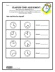 Elapsed Time Assessment Grade 3 (3.MD.1)