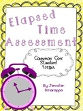 Elapsed Time Assessment 3.MD.A