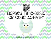 Elapsed Time-Basic QR Code Self Checking Activity