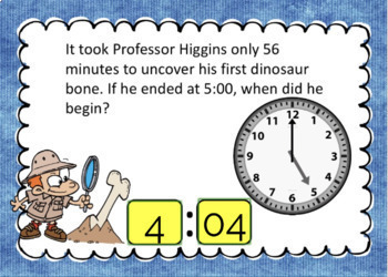 Elapsed Time Boom Cards