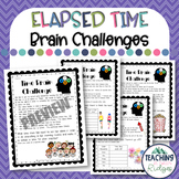 Elapsed Time Brain Challenges