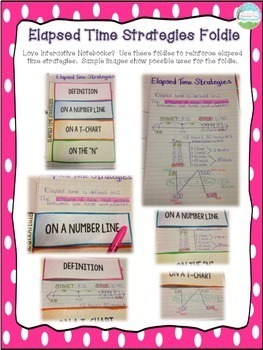 Elapsed Time Printables