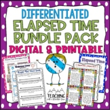 Elapsed Time Printables | Google Classroom